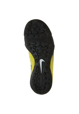 Chuteira Society Nike CTR360 Enganche III TF Infantil Amarel...