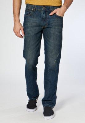 Calça Jeans Puídos Azul - FiveBlu