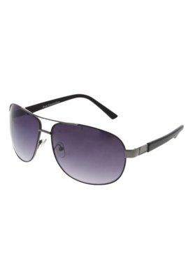 Óculos Solar Recorte Preto - Pink Connection