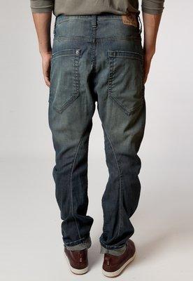 Calça Jeans Andy Azul - Colcci