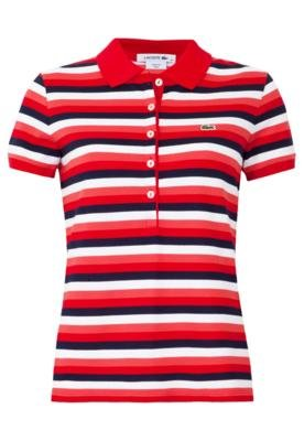 Camisa Polo Lacoste Return Listra