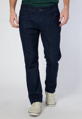 Calça Jeans Lemon Grove Reta Unic Azul
