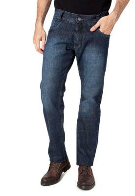 Calça Jeans Pier Nine Reta SPy Azul