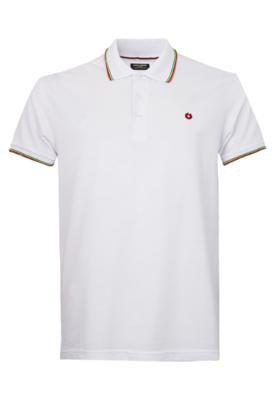 Camisa Polo Iódice Urban Branca - Iódice Denim