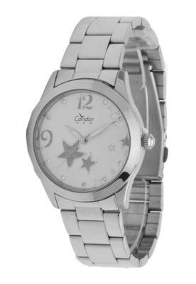 Relógio Condor KX25738B Prata