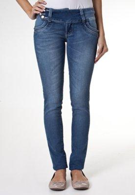 Calça Jeans Sawary Skinny Defmec Azul