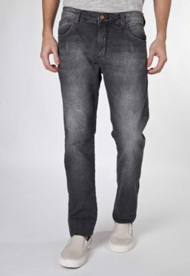 Calça Jeans Triton New Skinny Rocket Preto
