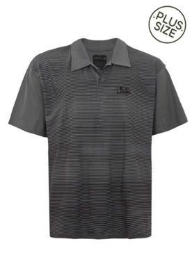 Camisa Polo Local Trade Cinza
