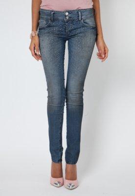 Calça Jeans Forum Sexy Skinny Glam Azul