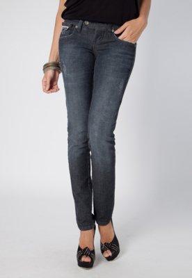 Calça Jeans Edna Skinny Azul - Coca Cola Clothing