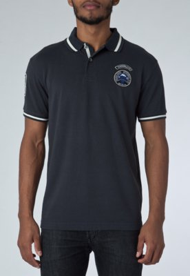 Camisa Polo Timberland Salmon Brook Azul