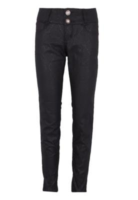 Calça Jeans Skinny Inove Preta - Osmoze
