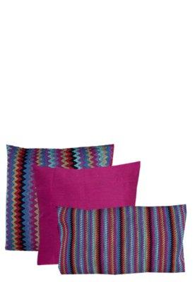 Kit Capa de Almofada Lartex Frida 3 peças Multicolorido