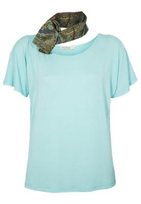 Blusa Lucy In The Sky Feel Soft Azul