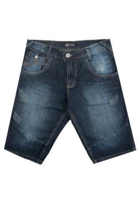 Bermuda Jeans Pier Nine Cota Azul