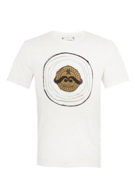 Camiseta Billabong Paisey Record Singlet Off-white
