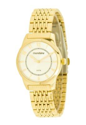 Relógio Mondaine 78185LPMBDA1 Dourado