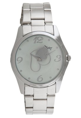 Relógio Condor KE25004/B Prata