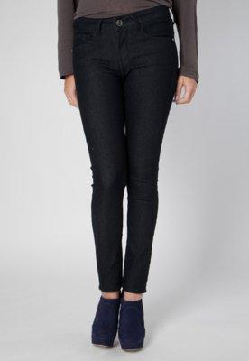 Calça Jeans Skinny Shop 126 Única Preta