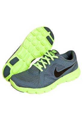 Tênis Nike Flex Experience Rn 2 MSL Cinza