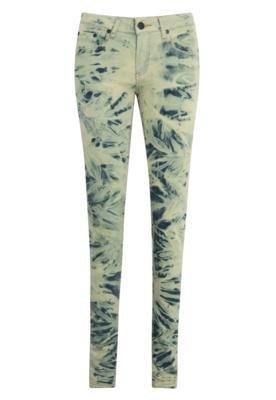 Calça Jeans Redley Skinny Quality Amarela