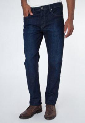 Calça Jeans Levis 511 Slim Fit Tradition Azul