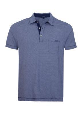 Camisa Polo Gant Rugger Style Listrada
