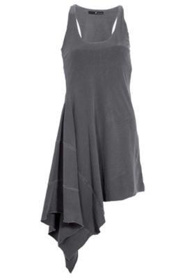 Vestido Desconstruído Cinza - Redley