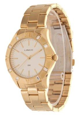 Relógio Lince LRGK006L S1KX Dourado