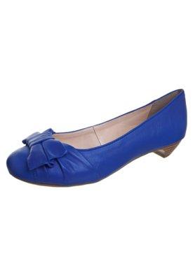 Sapato Scarpin Bottero Saltinho Laço Azul