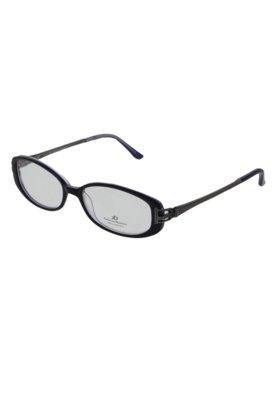 Óculos Receituário Catherine Deneuve Moon Azul