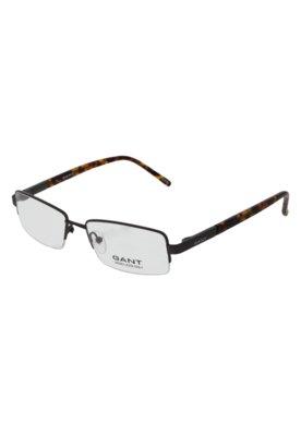 Óculos Receituário Gant Burns Marrom