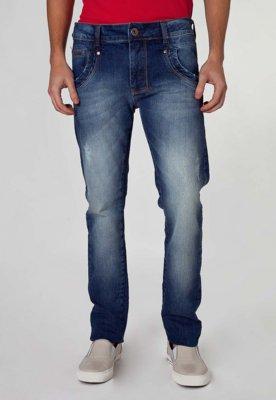Calça Jeans Coca-Cola Clothing Skinny Zac Bord Azul - Coca ...