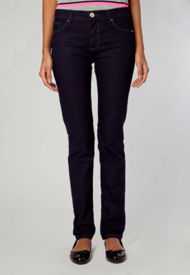 Calça Jeans Triton Fatima Skinny Suprema Azul