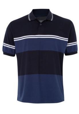 Camisa Polo Pier Nine Nany Azul