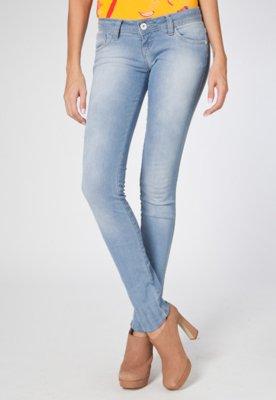 Calça Jeans Coca-Cola Clothing Skinny Elástica Skin Clean ...