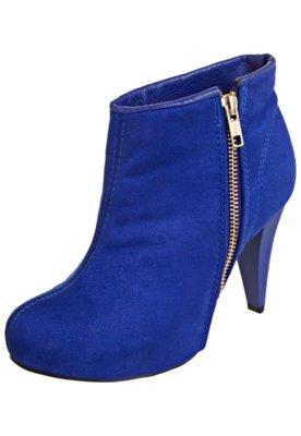 Ankle Boot Dijean Unic Azul