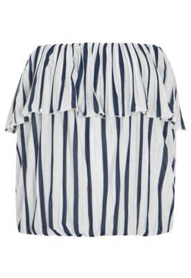 Blusa Coca Cola Clothing Confort Vol Navy Listrada