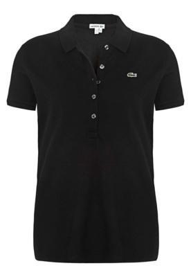Camisa Polo Lacoste New Preta