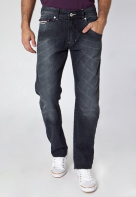 Calça Jeans Coca-Cola Clothing Cole Azul - Coca Cola Clothi...