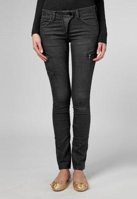 Calça Jeans Skinny Juliete Preta - Carina Duek