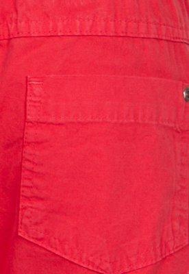 Bermuda Sarja Malwee Brasil Vermelha