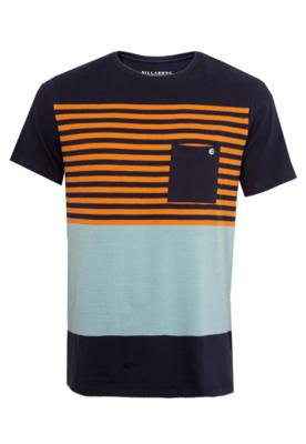 Camiseta Billabong Komplete Azul