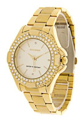 Relógio 1632145M Dourado - Backer