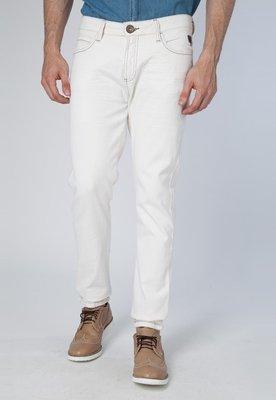 Calça Jeans Skinny Elastic Boy Elvis Off-White - Cavalera