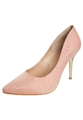 Sapato Scarpin FiveBlu Shine Rosa