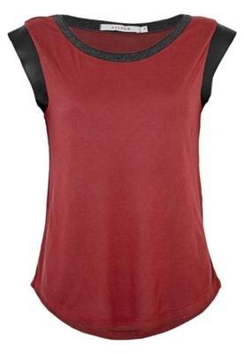 Blusa Romana Vermelha - Afghan