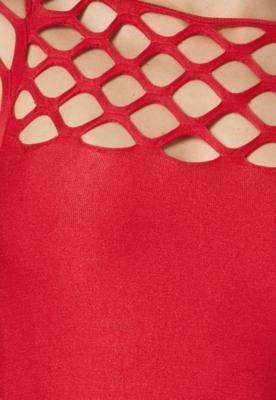 Vestido NightStar Vazados Vermelho