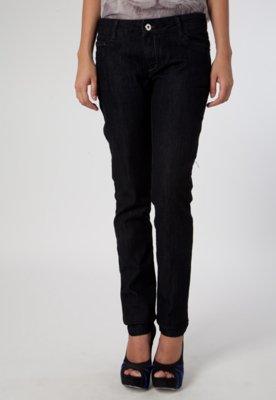 Calça Jeans Ellus Skinny Original Preta
