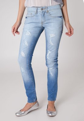 Calça Jeans Mandi Skinny Love Azul